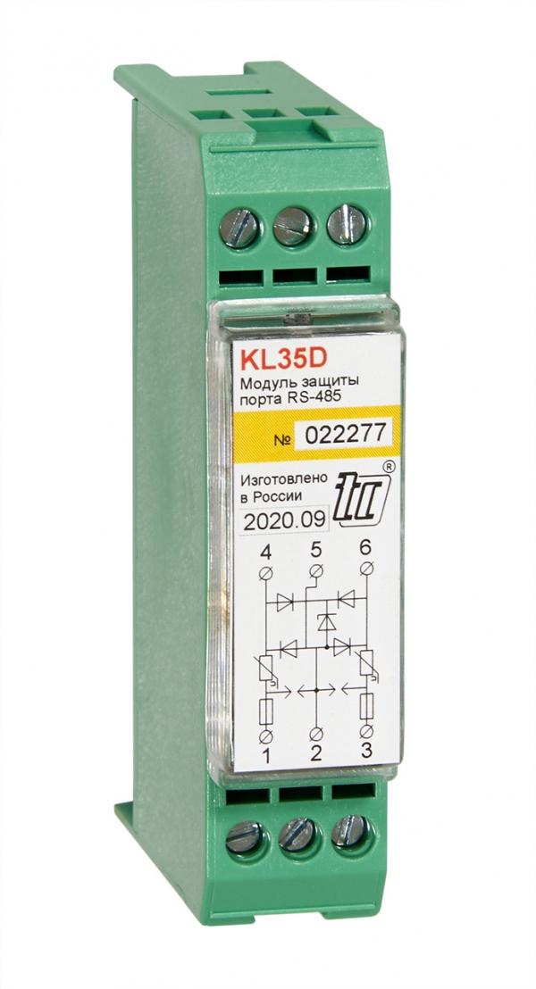 Модуль защиты KL3