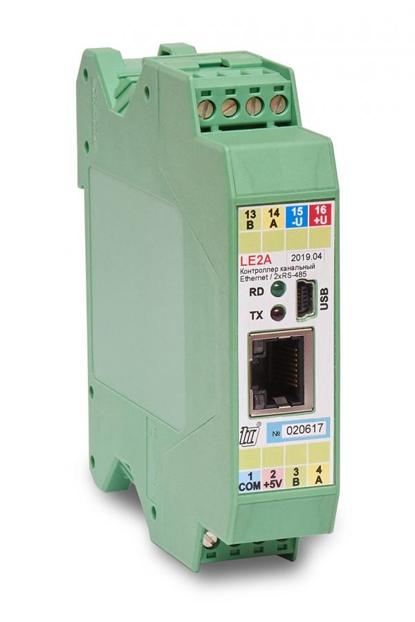 Контроллер канальный LE2