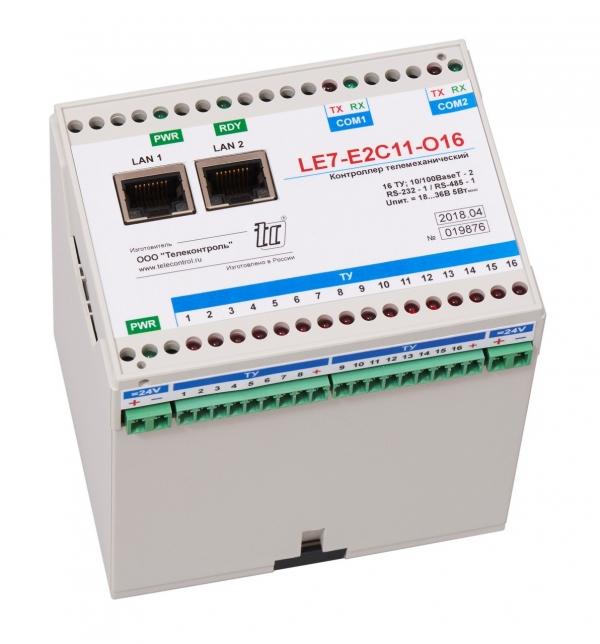 Контроллер вывода LE7 тип O16